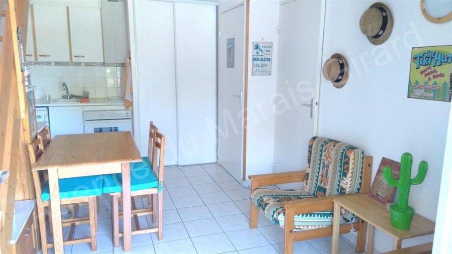 acheter appartement 2 pièces 39 m² bretignolles-sur-mer photo 1