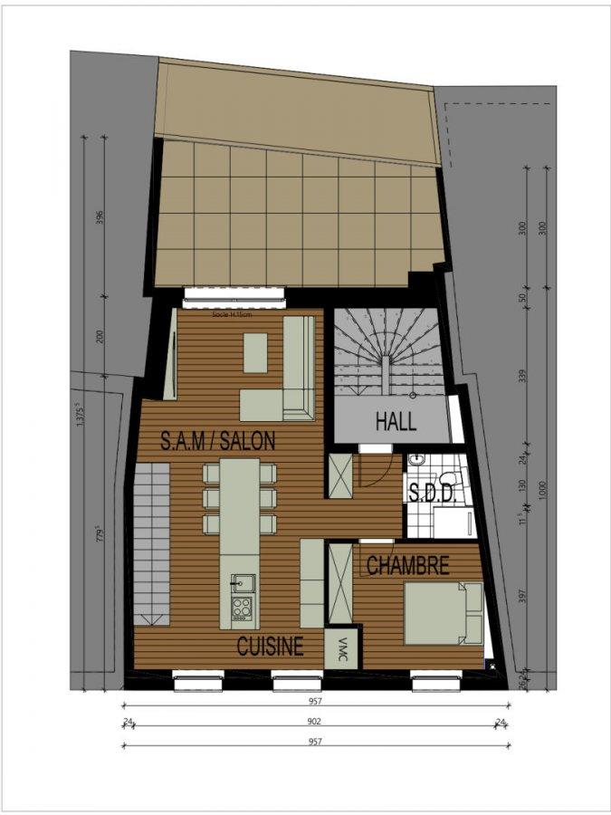 acheter duplex 3 chambres 100.35 m² remich photo 3