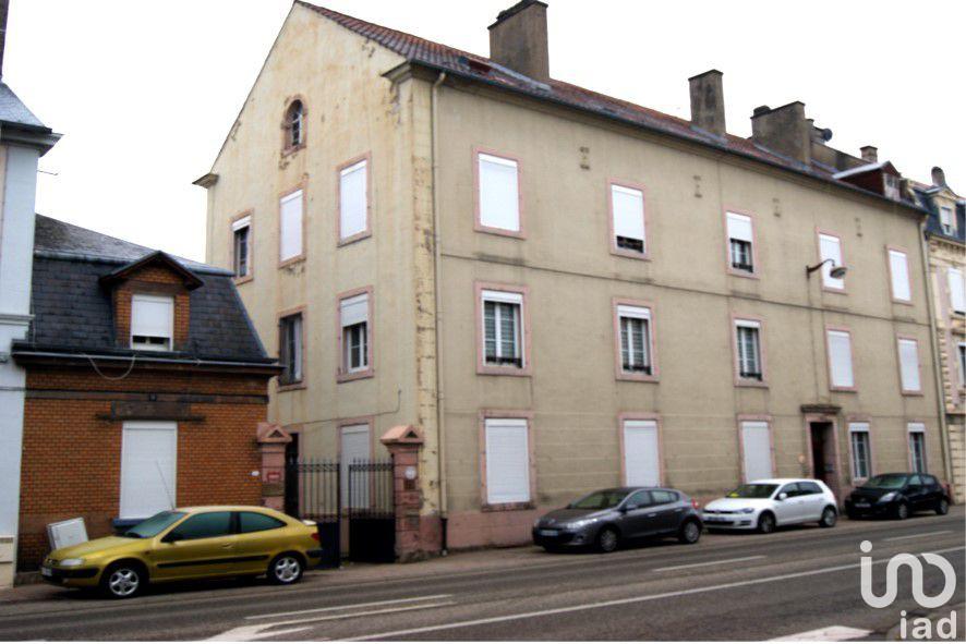 acheter immeuble de rapport 11 pièces 663 m² sarreguemines photo 1