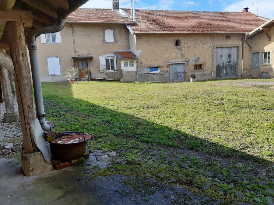 acheter maison 1 pièce 1 m² blâmont photo 2