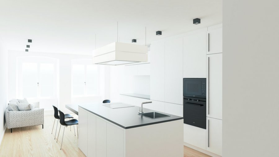 wohnung mieten 1 schlafzimmer 93.11 m² luxembourg foto 1