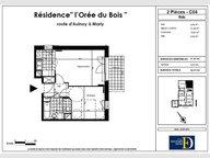Appartement à louer F2 à Marly - Réf. 5205947