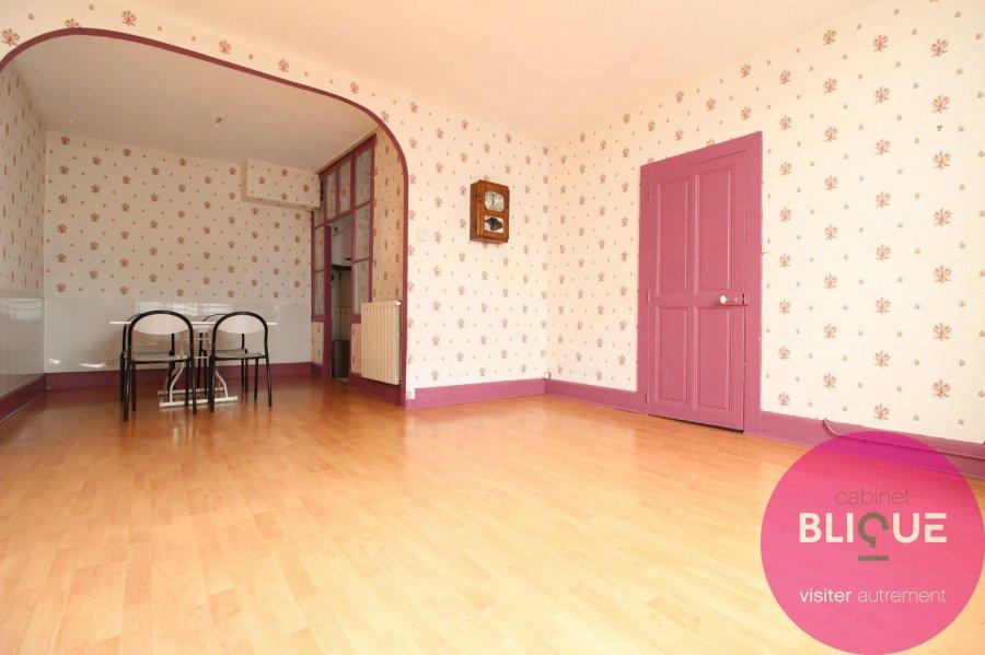 acheter maison 4 pièces 83 m² lunéville photo 1
