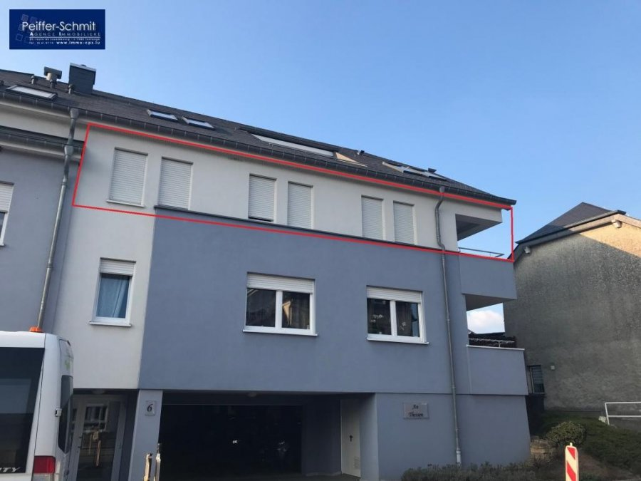 Appartement à louer 2 chambres à Hobscheid