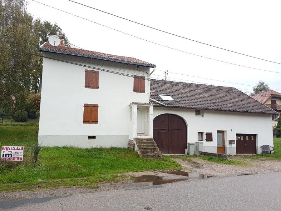 acheter immeuble de rapport 7 pièces 190 m² saulcy-sur-meurthe photo 1