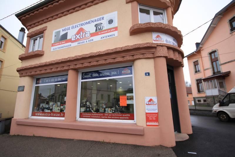 acheter entrepôt 0 pièce 105 m² fraize photo 1