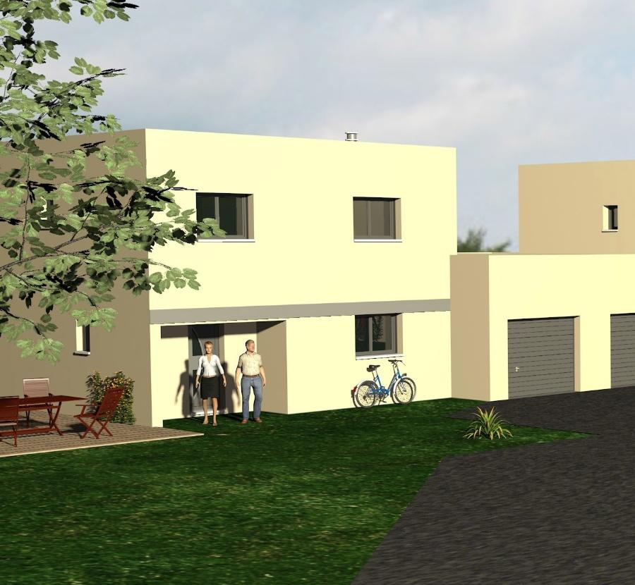 Maison individuelle en vente thionville 101 m 277 for Acheter une maison sans agent