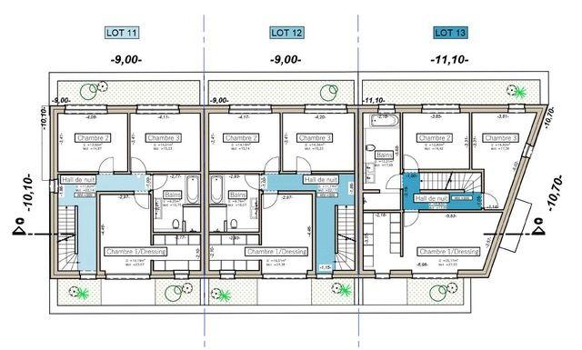 acheter maison 3 chambres 130 m² nospelt photo 7