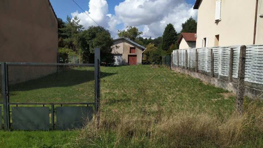 Terrain constructible à vendre à Ham-sous-Varsberg