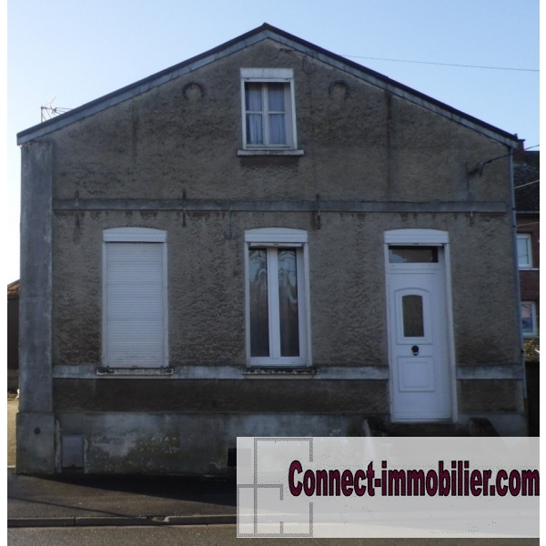 acheter maison 2 pièces 67 m² villers-outréaux photo 1