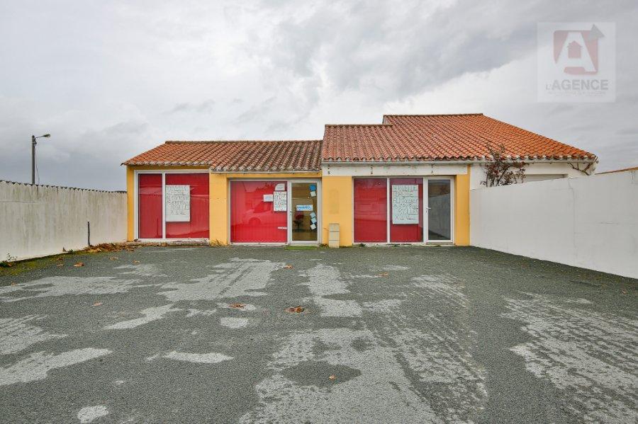 acheter local commercial 0 pièce 125 m² saint-gilles-croix-de-vie photo 1