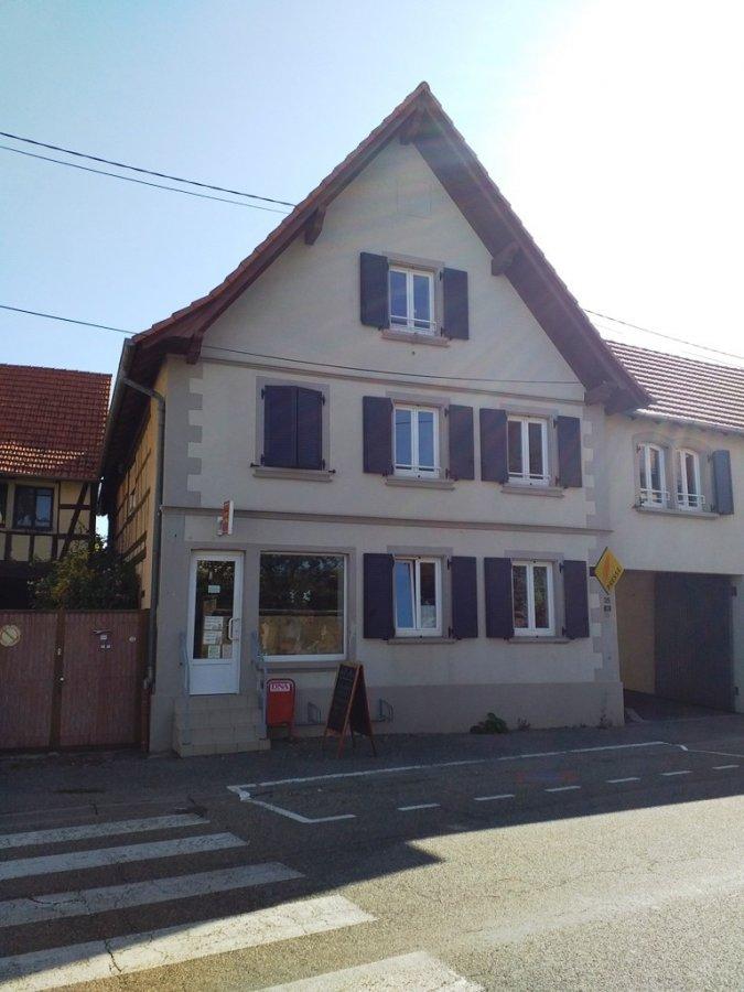 Local commercial à vendre F2 à Wingersheim
