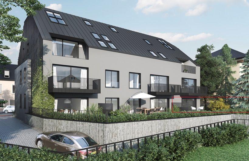 acheter appartement 2 chambres 86 m² sandweiler photo 2