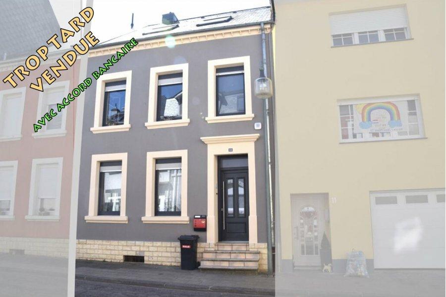 acheter maison 3 chambres 115 m² pétange photo 1