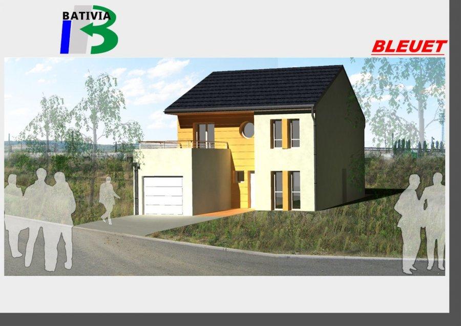 Maison individuelle en vente mexy 116 m 2 570 000 for Maison individuelle a acheter