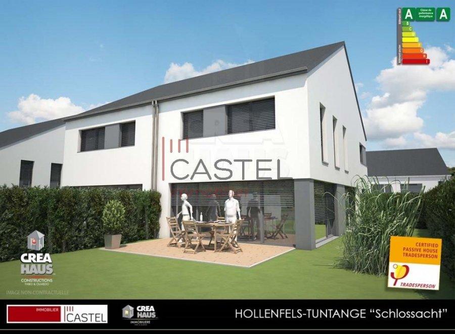 acheter maison jumelée 3 chambres 133.88 m² tuntange photo 1