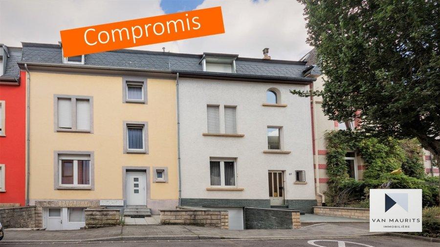 acheter maison 5 chambres 130 m² luxembourg photo 1