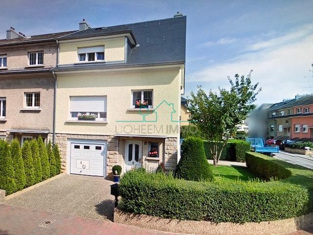 Maison jumelée à vendre 2 chambres à Dudelange