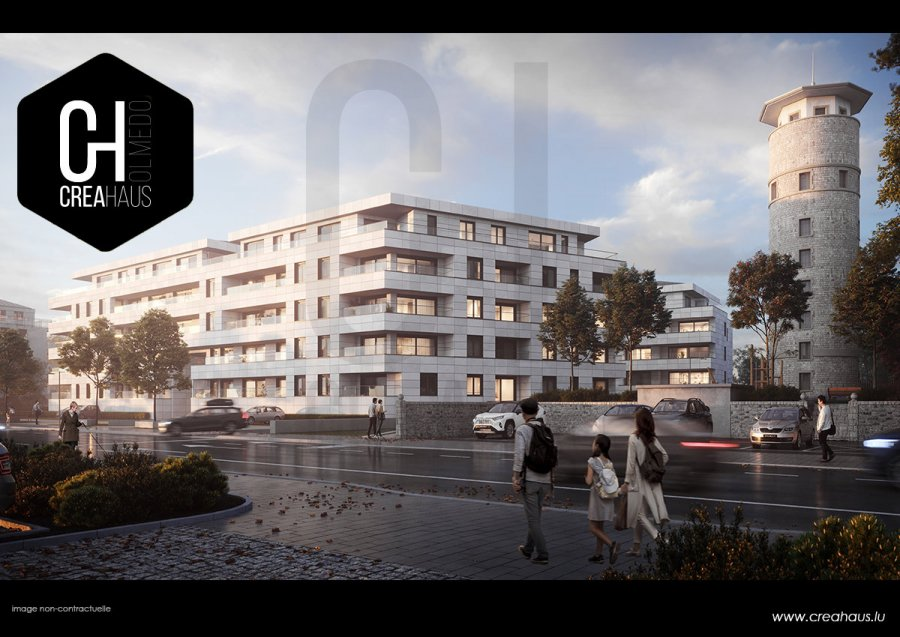 acheter appartement 1 chambre 64.3 m² luxembourg photo 4