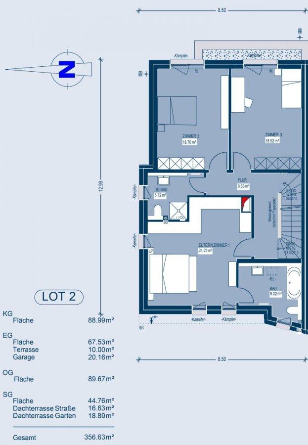 Maison jumelée à vendre 4 chambres à Koerich