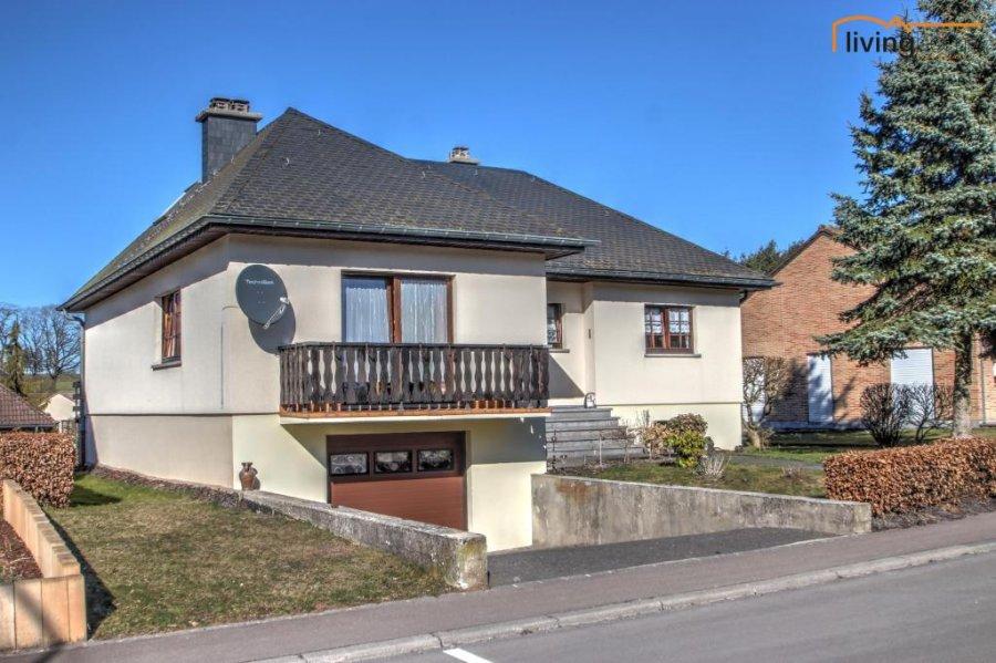 Maison individuelle à vendre 3 chambres à Hosingen
