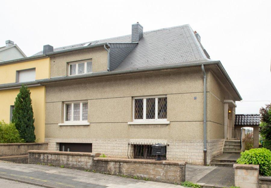 acheter maison jumelée 3 chambres 150 m² pétange photo 1