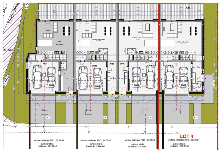 acheter maison 4 chambres 235.36 m² schouweiler photo 4