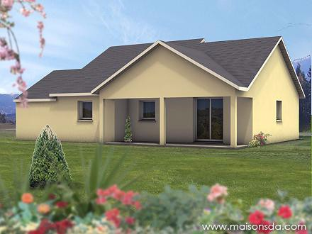 Modèle de maison