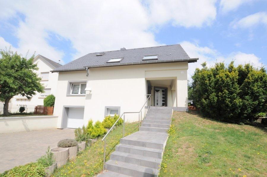 Maison individuelle à vendre 4 chambres à Sandweiler