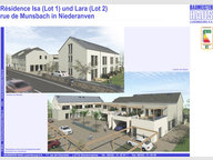 Wohnung zum Kauf 3 Zimmer in Niederanven - Ref. 6044379