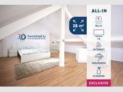 Schlafzimmer zur Miete 14 Zimmer in Luxembourg-Belair - Ref. 7191259