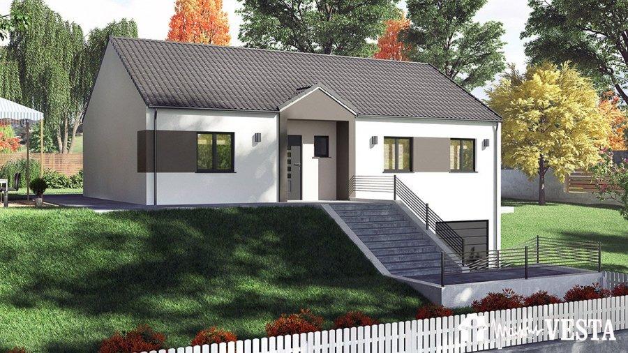 acheter maison 5 pièces 90 m² zetting photo 1
