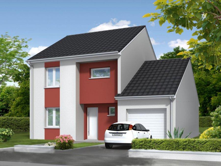 acheter maison individuelle 6 pièces 89 m² domèvre-en-haye photo 1