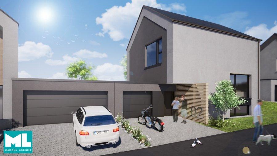 acheter maison 3 chambres 141 m² berbourg photo 1