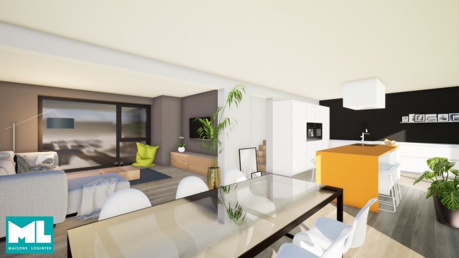 acheter maison 3 chambres 141 m² berbourg photo 3
