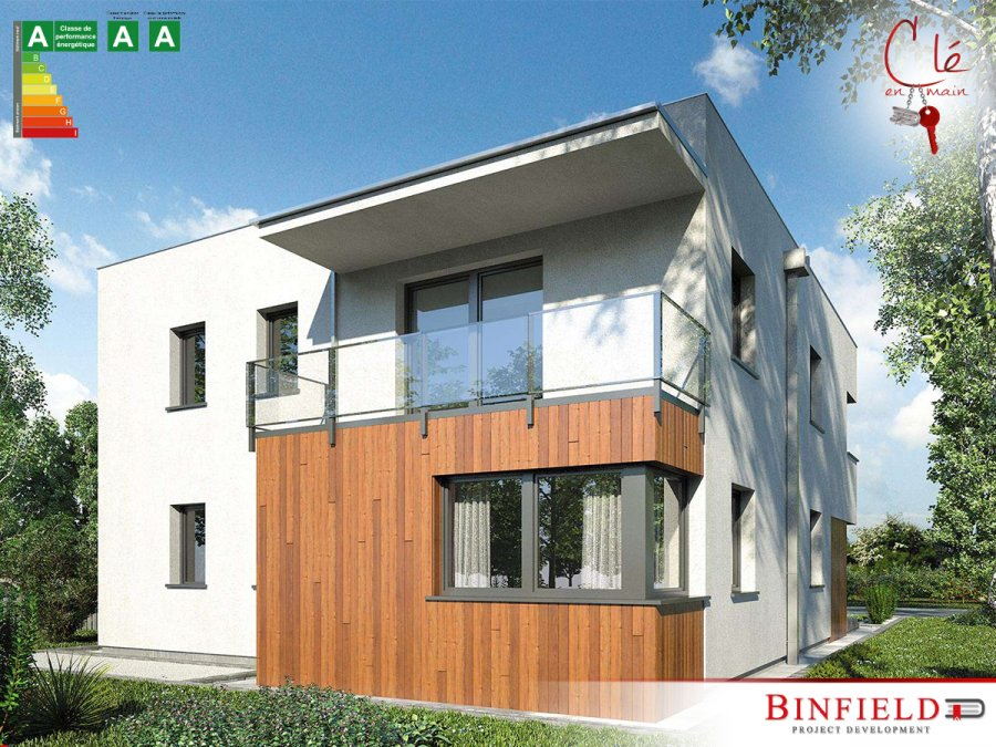 Beautiful Detached House For Buy 3 Bedrooms 183 M² Wallendorf Pont Photo 4
