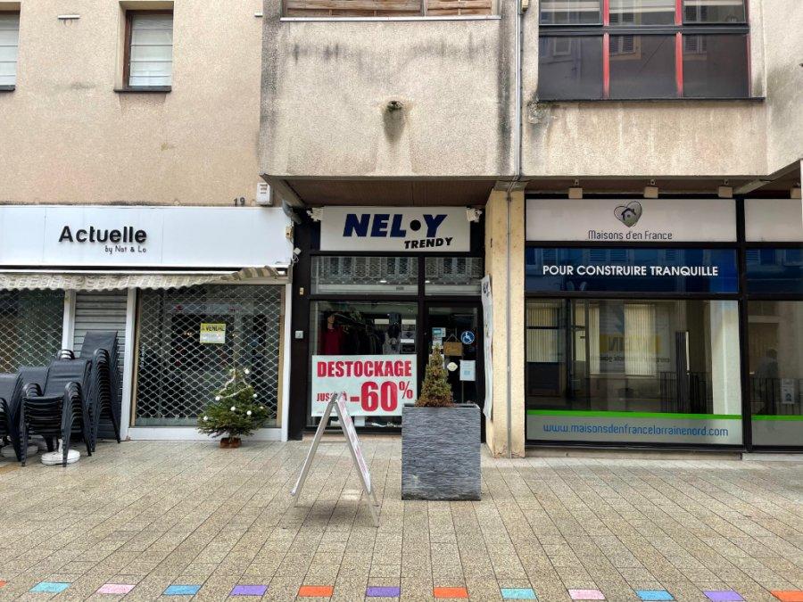Fonds de Commerce à vendre à Thionville