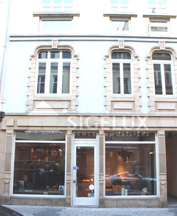 Local commercial à louer à Luxembourg-Centre ville