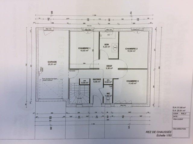 acheter maison 5 pièces 103 m² saulny photo 4
