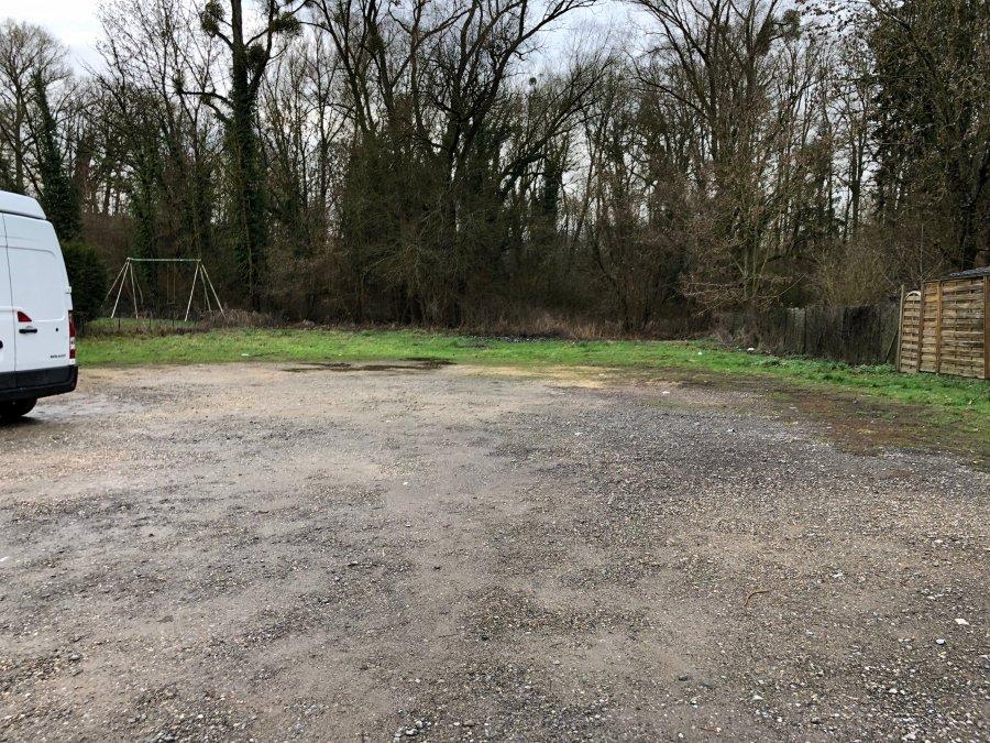 Terrain constructible à vendre à Les Étangs