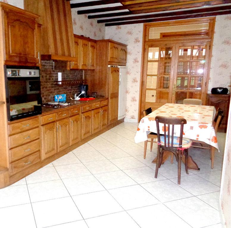 Maison individuelle en vente merville 163 m 253 000 for Acheter une maison en bois