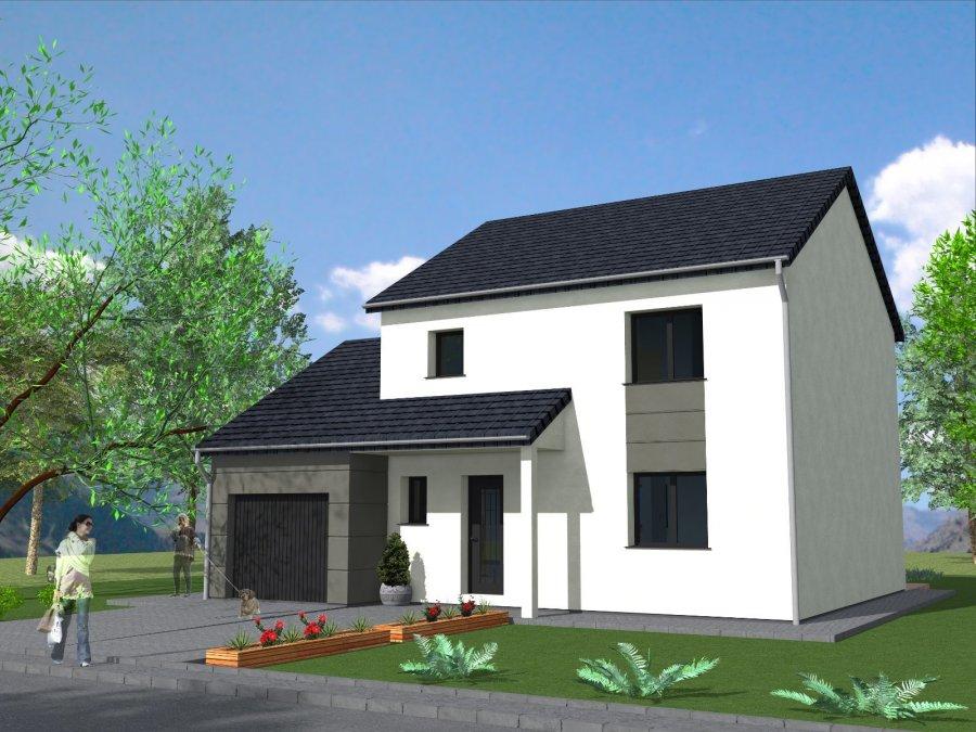 acheter maison individuelle 6 pièces 129 m² charly-oradour photo 1