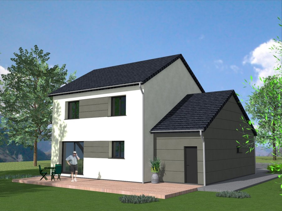 acheter maison individuelle 6 pièces 129 m² charly-oradour photo 2