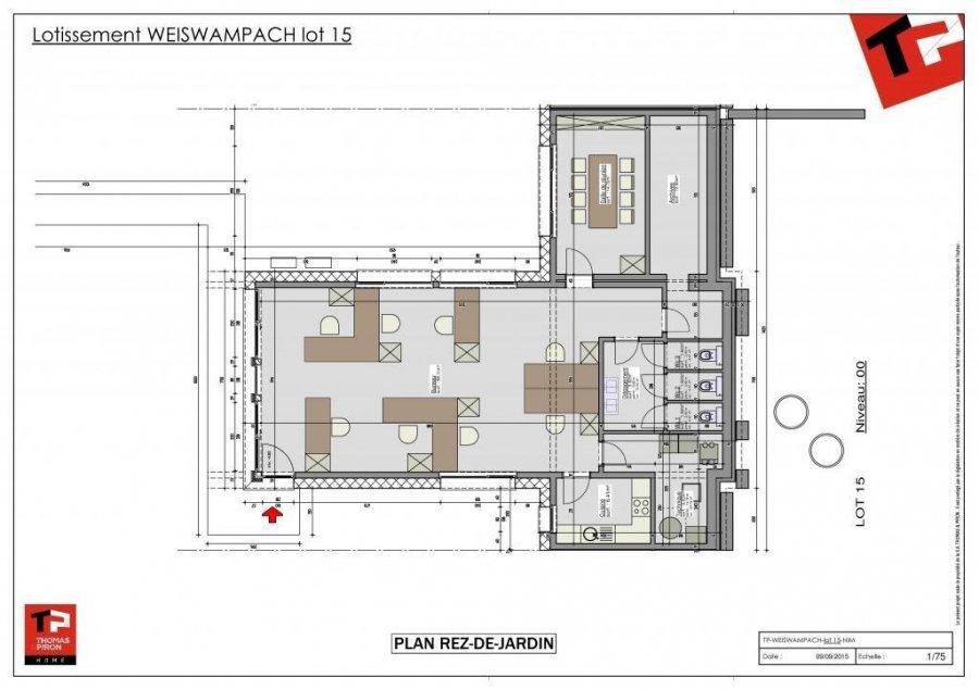 acheter bureau 0 chambre 101.95 m² weiswampach photo 3
