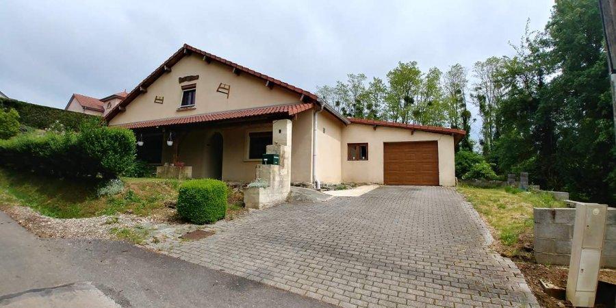 Maison à vendre F7 à Chauvency saint hubert