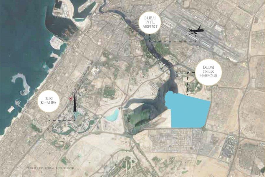 Appartement à vendre 3 chambres à Dubai