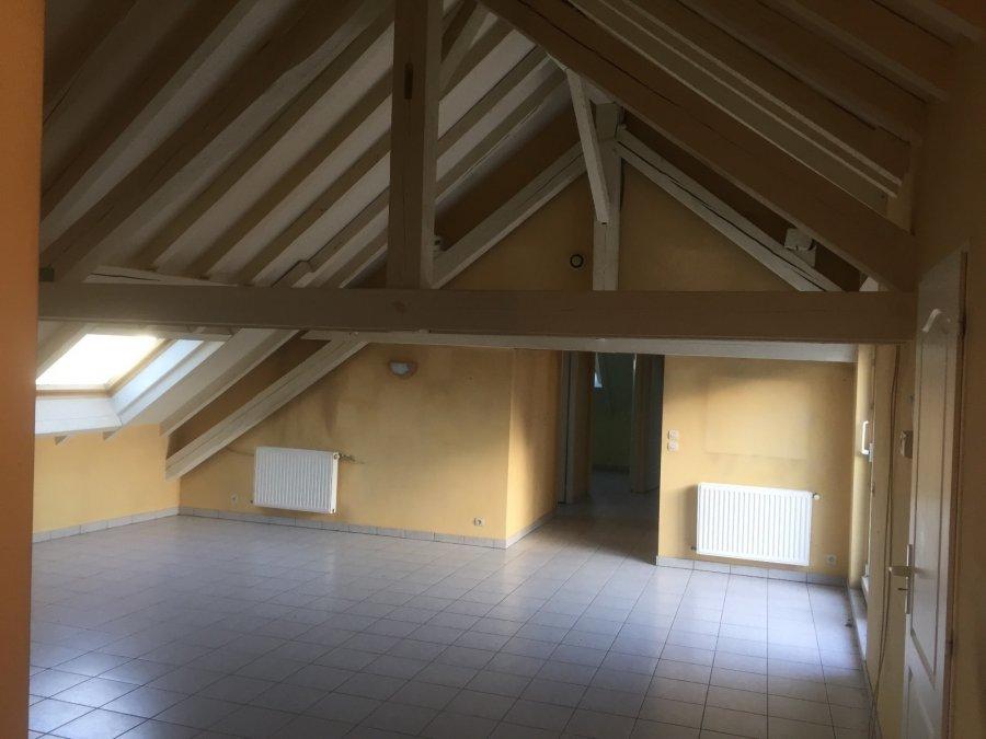 Appartement à vendre F4 à Manom