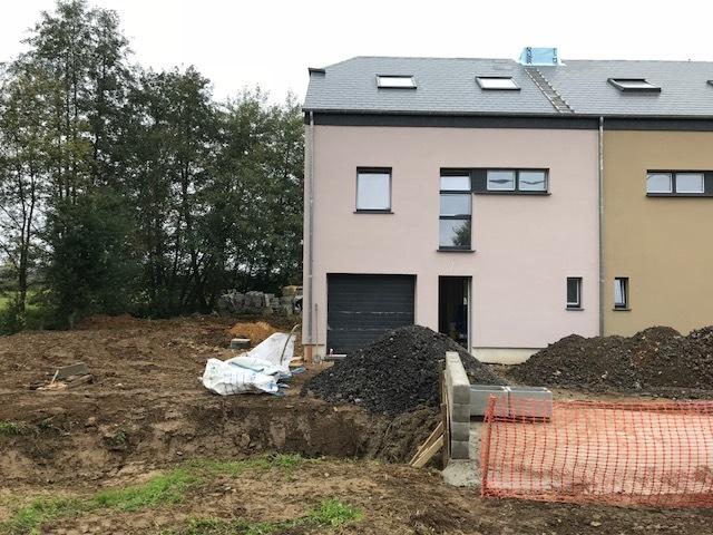 doppelhaushälfte kaufen 13 zimmer 220 m² musson foto 1