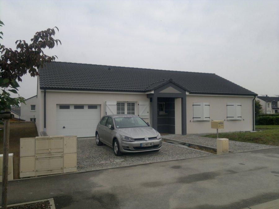 acheter terrain + maison 5 pièces 100 m² koenigsmacker photo 3