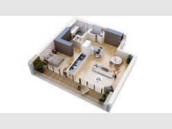 Apartment for sale 1 bedroom in Luxembourg-Centre ville - Ref. 6676203